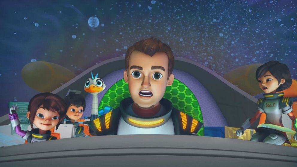 Meet the Voices Behind 'Miles From Tomorrowland'