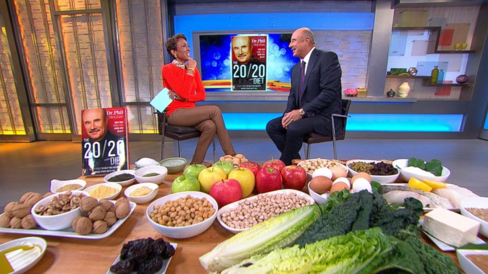 Dr. Phil's 20 Foods to Eat to Lose Weight