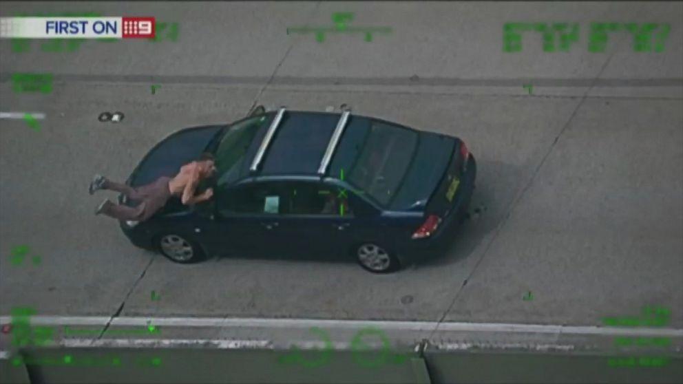 Dramatic Carjackings, High-Speed Chase in Australia