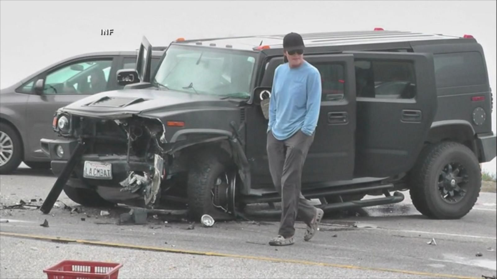 Bruce Jenner Involved in Fatal Car Crash, Passes Sobriety