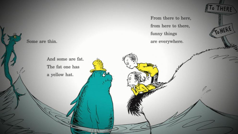 New Books From Dr Seuss To Be Published After Manuscript