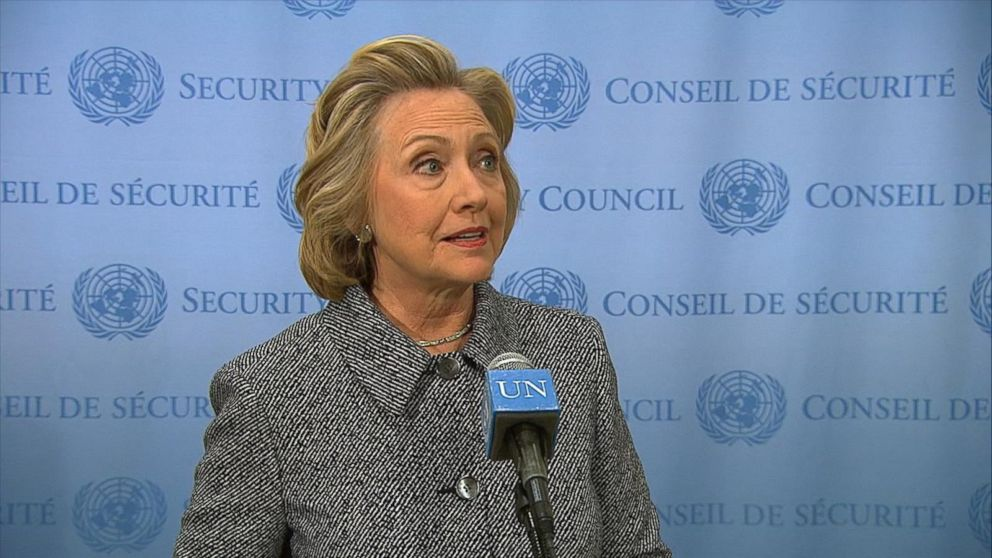 VIDEO: Hillary Clinton Faces Email Scandal Head On, Insists She Followed Rules