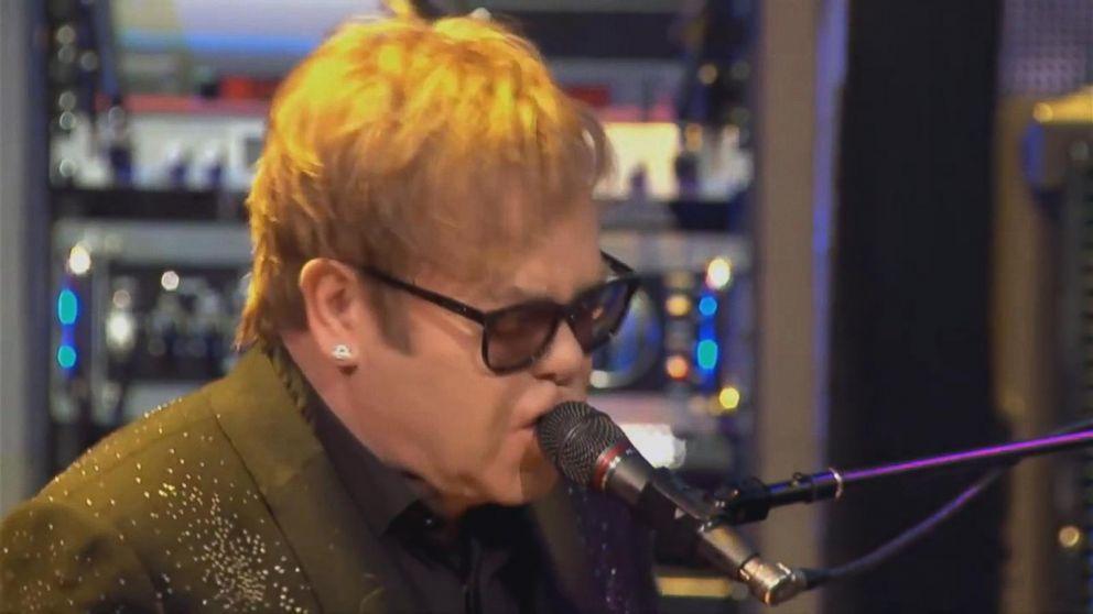 db9bc6b707e9 Elton John Boycotts Top Designer Dolce and Gabbana Video - ABC News