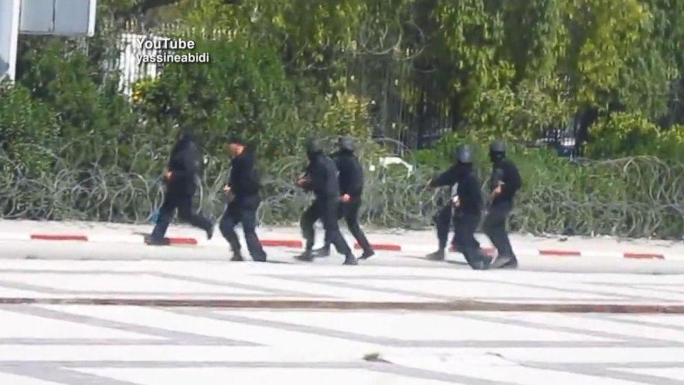 Tunisia Museum Attack Leaves Spanish Couple Hiding in