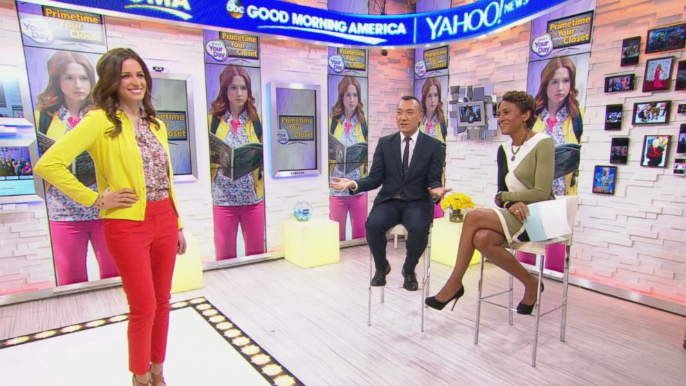Get Kimmys Look From Unbreakable Kimmy Schmidt Video Abc News