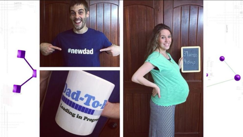 '19 Kids and Counting's' Jill Duggar Dillard's Pregnancy: Her Due Date Is Today