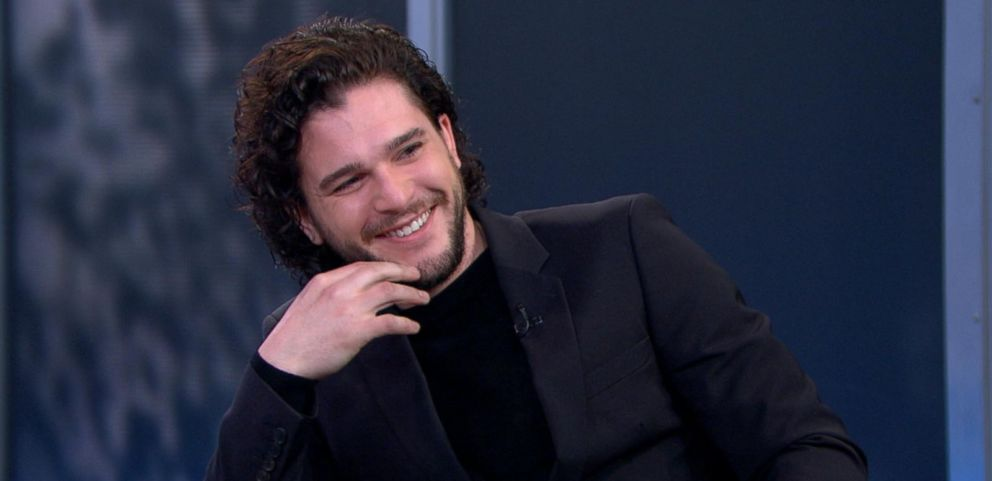 VIDEO: Why Game of Thrones Star Kit Harington Isnt Comfortable Being Called a Heartthrob