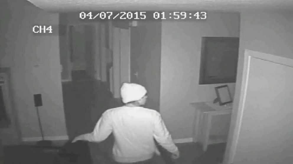 San Jose Home Invasion Caught On 16 Surveillance Cameras