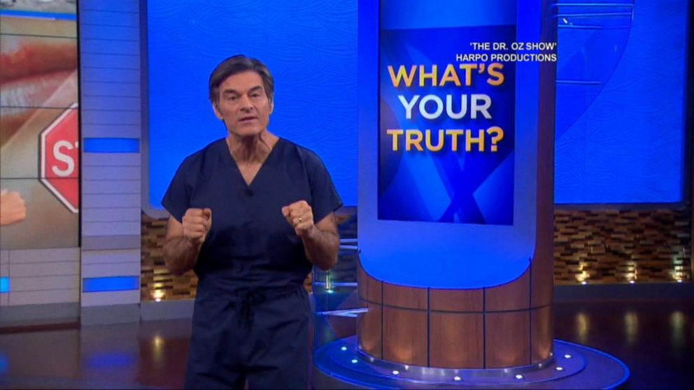 Dr  Oz Fires Back at Group Attempting to Get Him Fired
