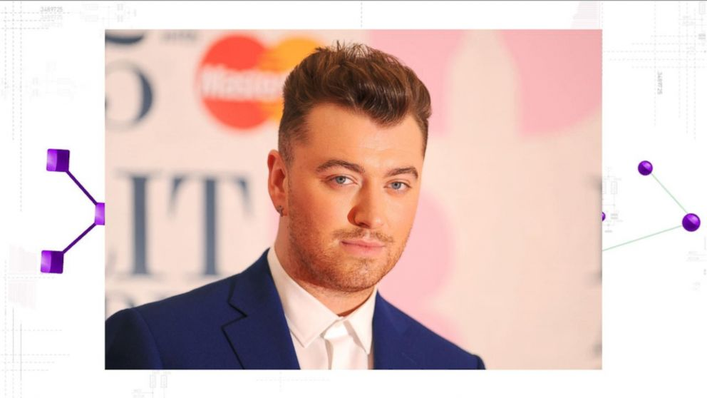 Sam Smith To See Specialist For Vocal Cord Injury Abc News