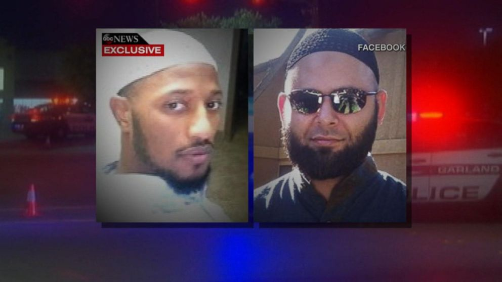 Garland Shooting Suspect's Private Messages: 'The Noose Is