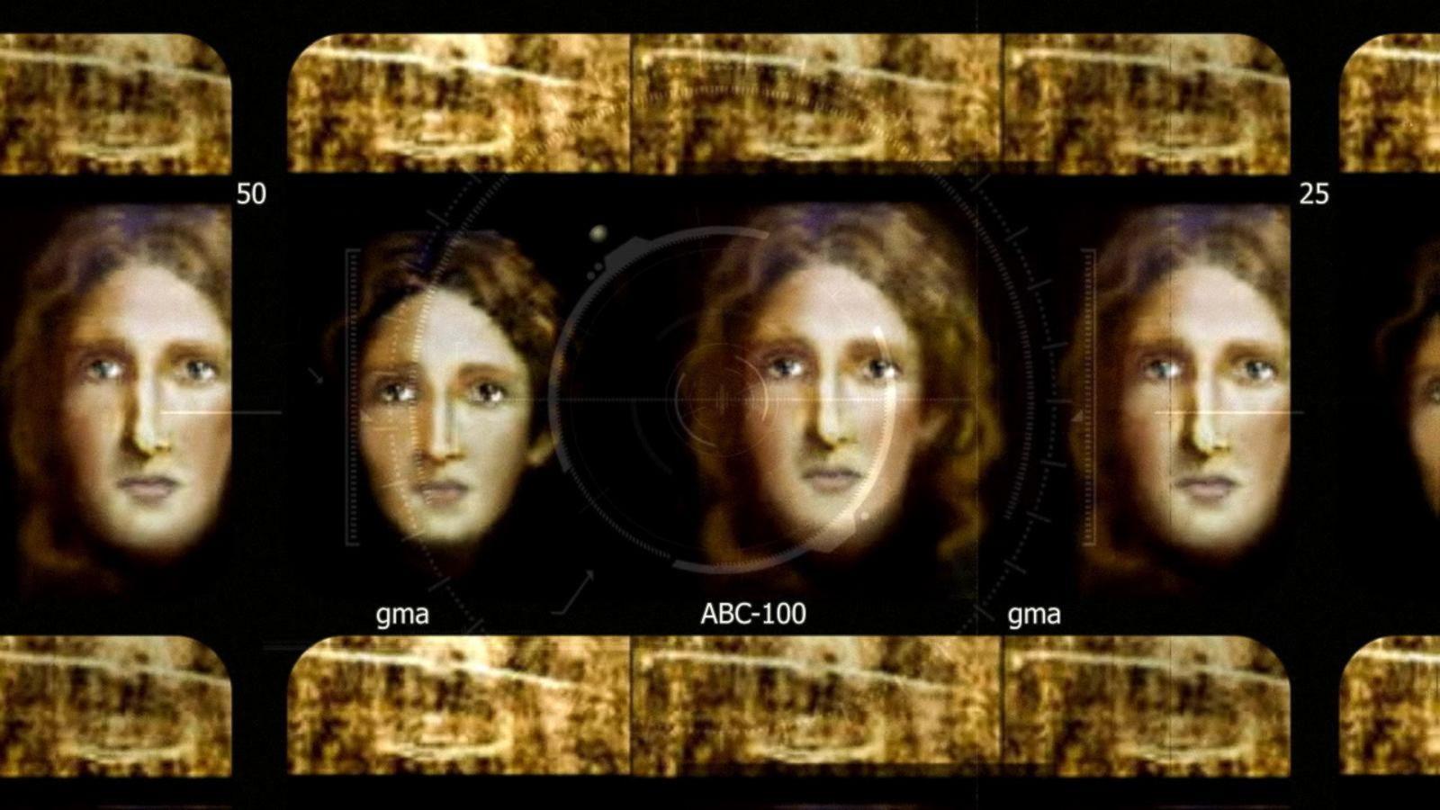 Police Create Image of Jesus as a Child Using Shroud of Turin