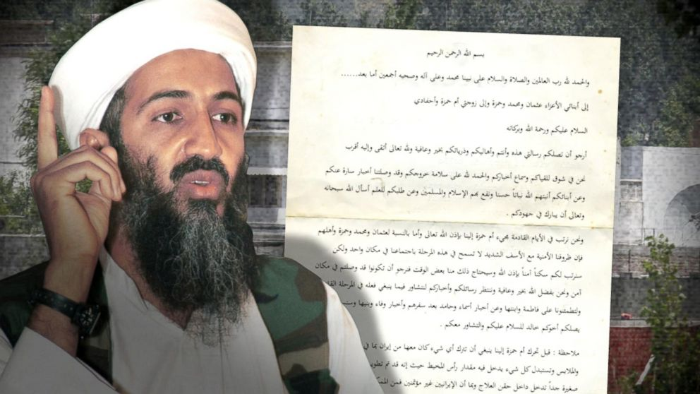 New Osama Bin Laden Letters Show Paranoid Micromanager in Hiding
