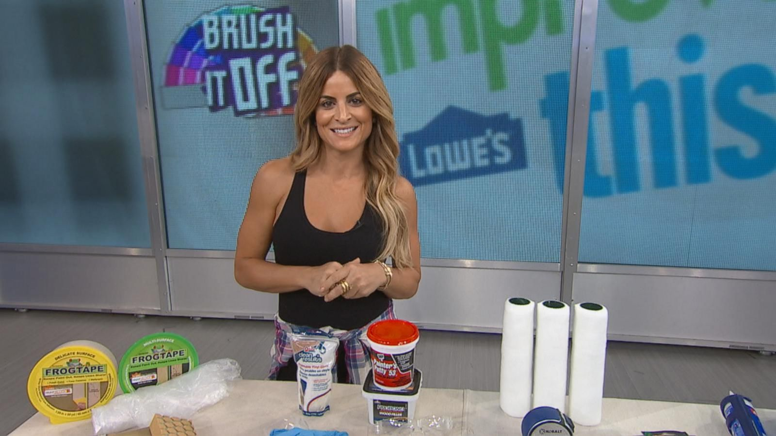 Painting 101: \'Kitchen Crashers\' Host Shares Must-Have Tools - ABC News