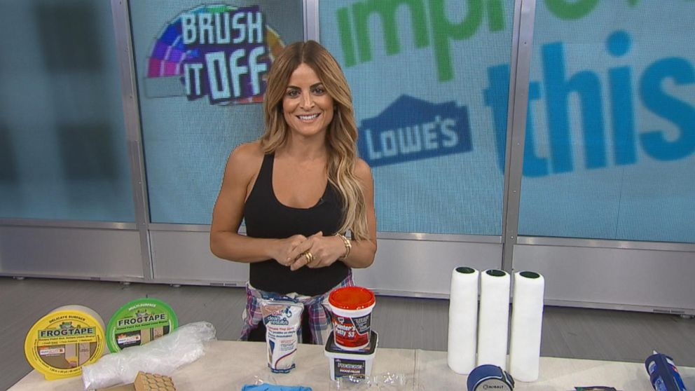 Painting 101 Kitchen Crashers Host Shares Must Have Tools