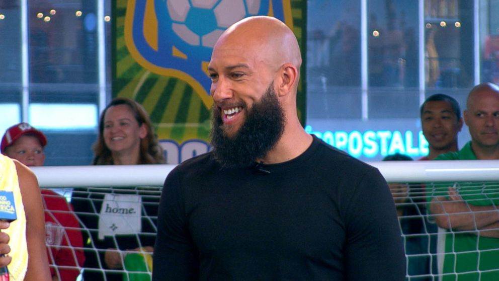 Tim Howard Describes Journey to Become One of the World's Top Goalies Video  - ABC News