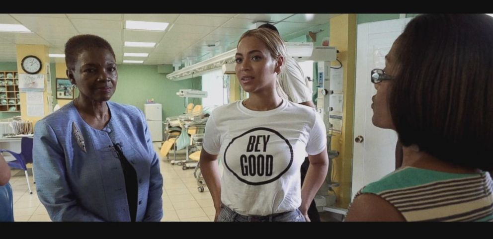 VIDEO: Exclusive Video of Beyonces Humanitarian Trip to Haiti