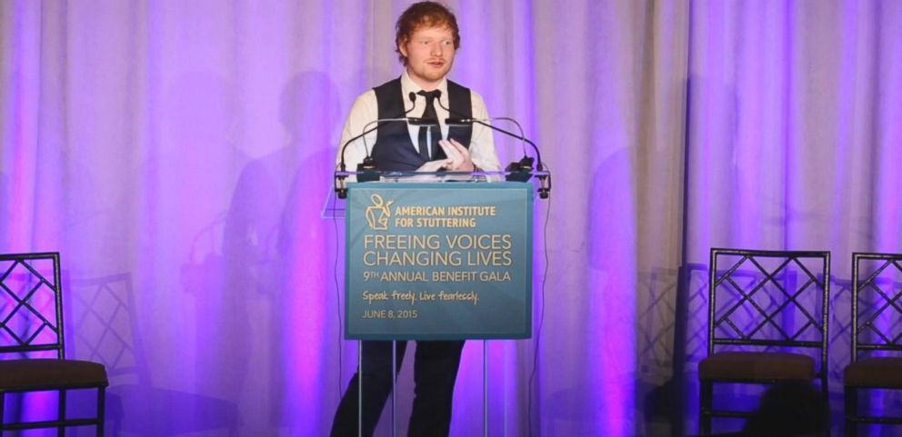 VIDEO: Ed Sheeran Reflects on His Childhood Struggle With Stuttering