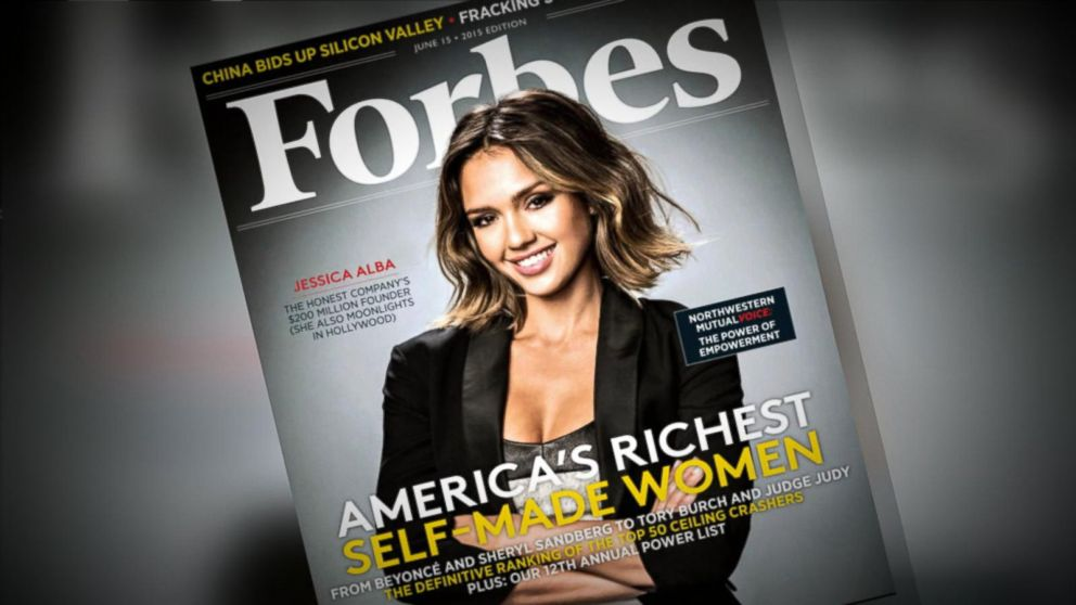 0753b3bd43 Jessica Alba on Her Journey From the Big Screen to the Cover of Forbes  Magazine