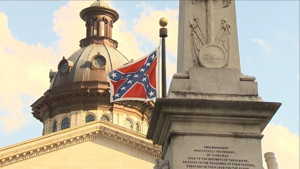 How Other Southern States Flags Also Evoke The Confederacy Abc News
