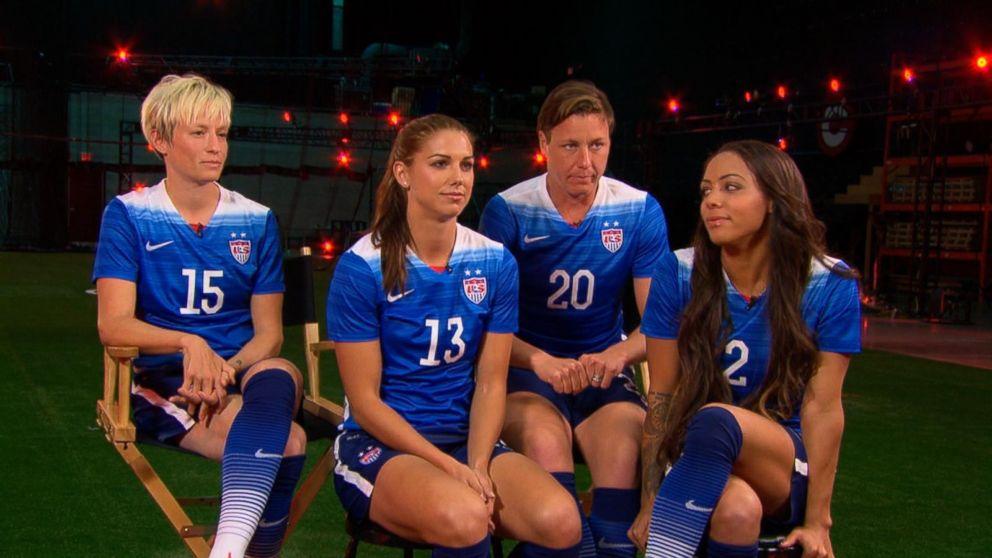 american girls soccer team