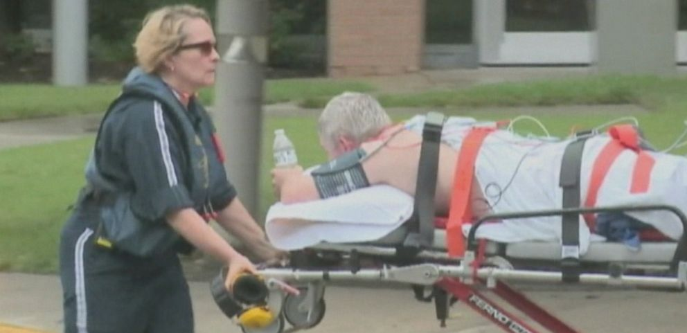 VIDEO: Man Describes What He Did to Protect Himself, Son During Shark Attack