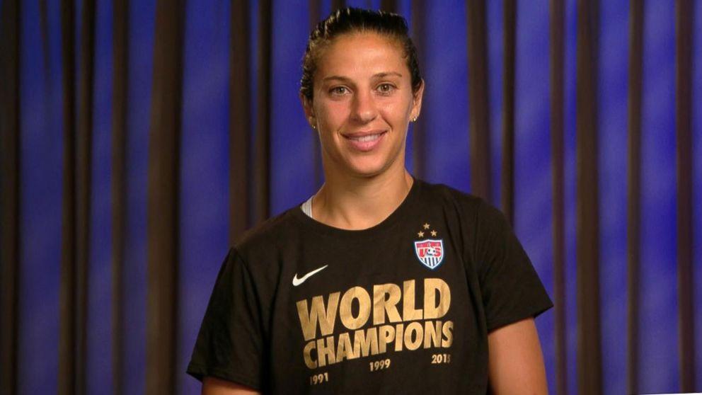 bd04c617201 2015 FIFA Women s World Cup  Carli Lloyd Visualized Record-Breaking ...
