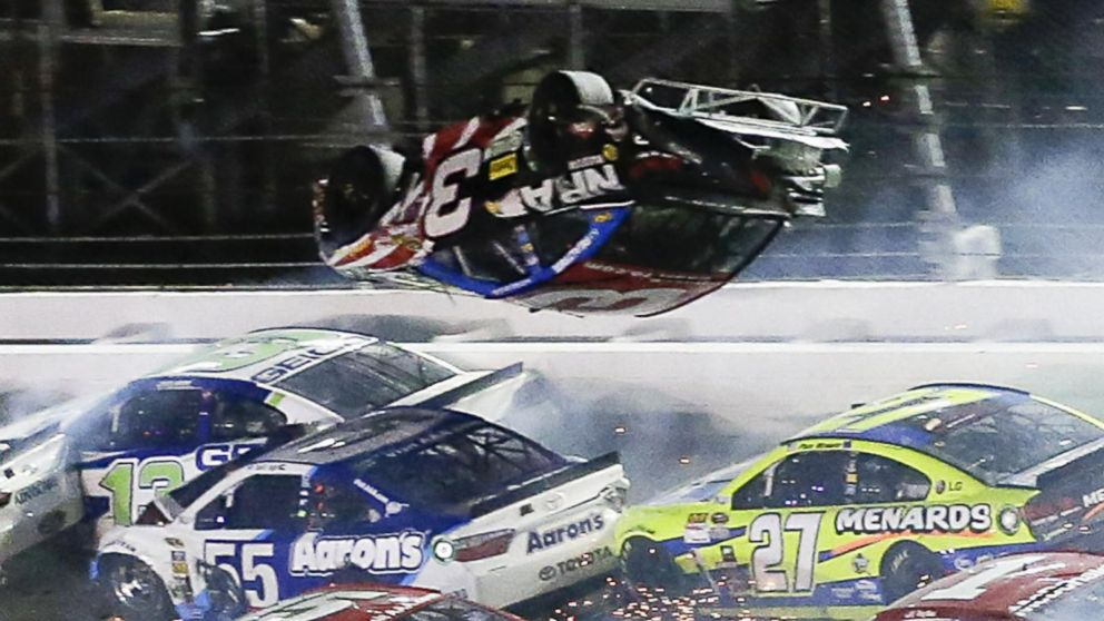 Daytona Dog Track >> Several Spectators Injured During Nascar Race At Daytona