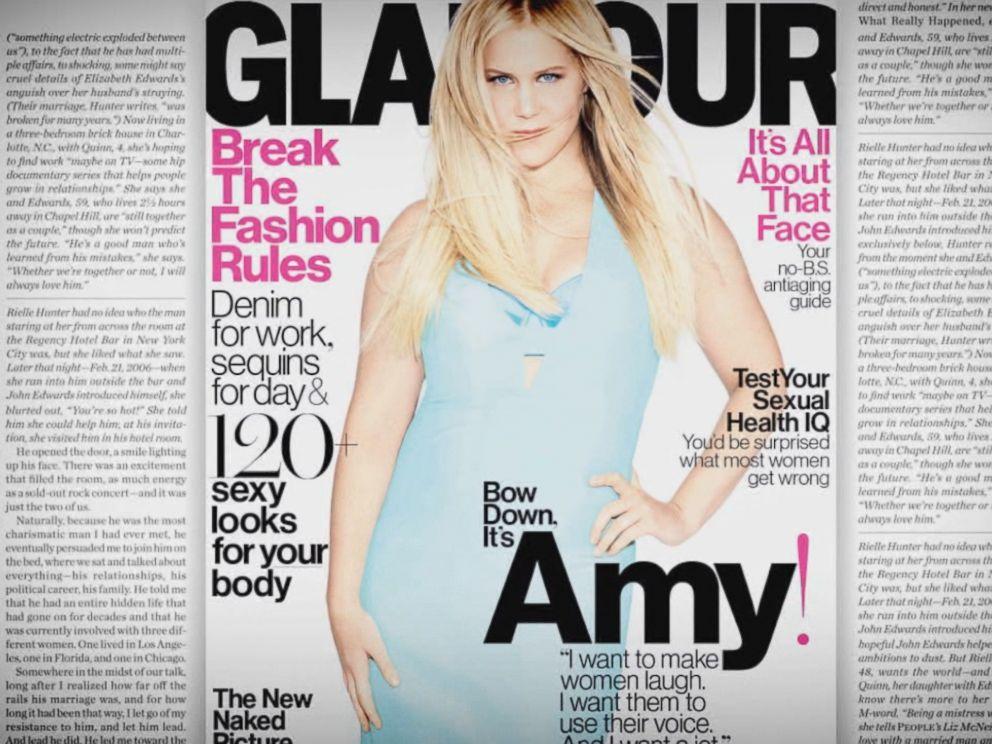 Amy Schumer Talks Fat Shaming Hits Back At Body Critics Abc News