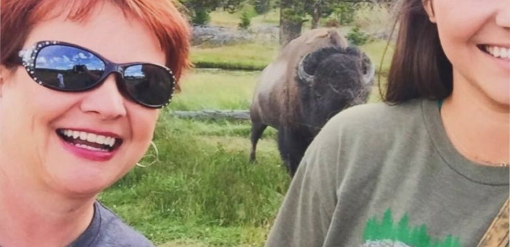 VIDEO: Vacationers Attacked While Taking Selfies With Wildlife