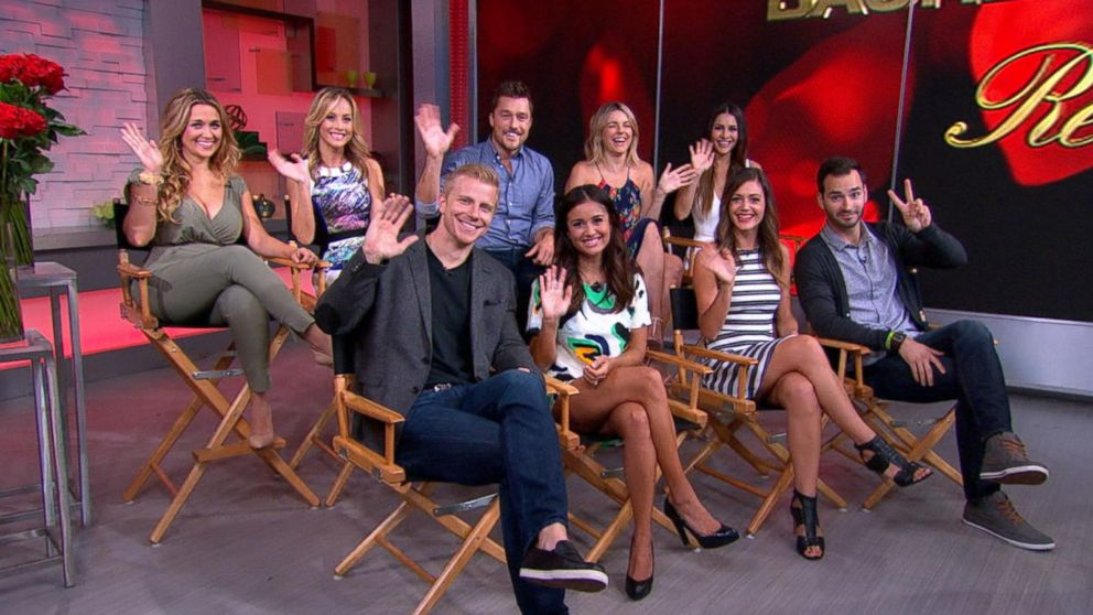 Now Playing Past Bachelorette Bachelor Contestants Reflect On Finding Love