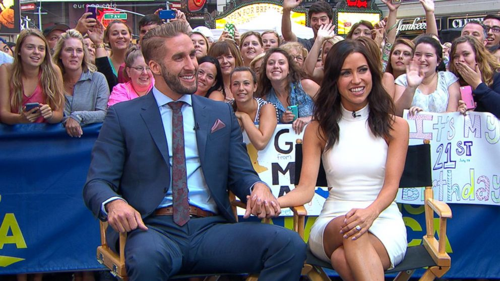 The Bachelorette Finale 5 Things To Know About Shawn Booth