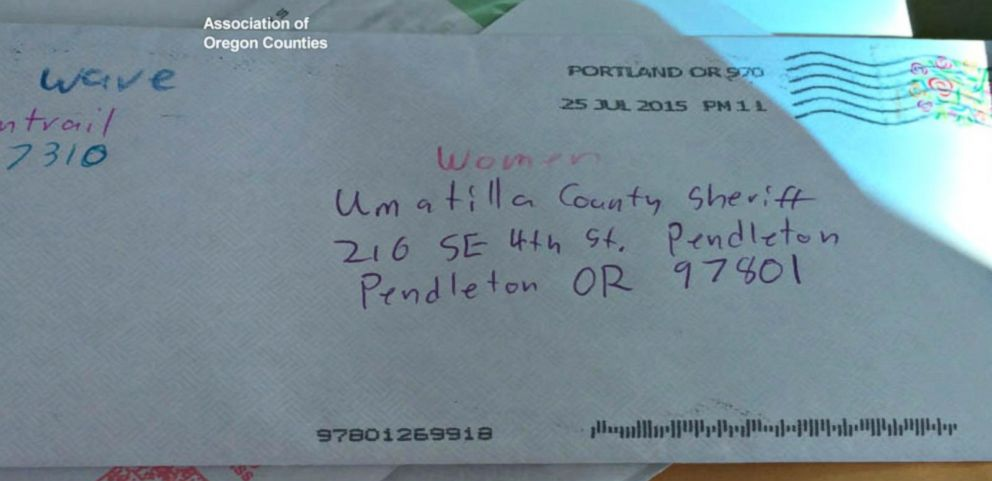 VIDEO: Government Officers In Oregon Receive Threatening Letters