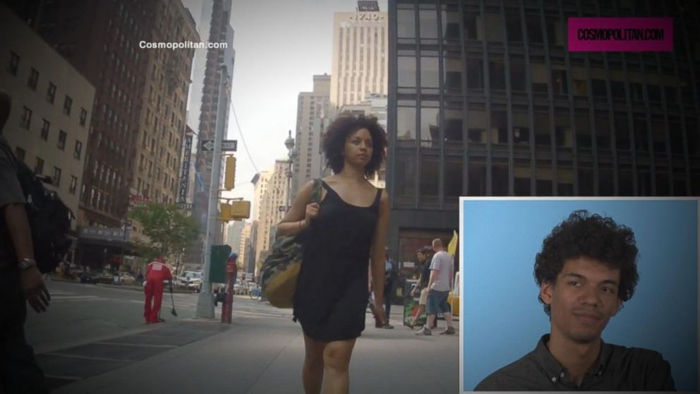 Catcalling Caught On Tape Boyfriends React To Eye Opening Video Abc News See full bio » discover the latest discussions, news. catcalling video shows these women s boyfriends what happens to them