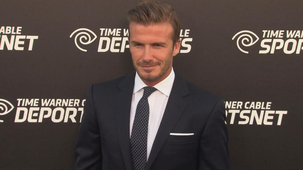 ab56fd51f2026 David Beckham Stars in Short Film, Hugh Jackman and Jim Carrey Do  Impressions And Much More in Pop News