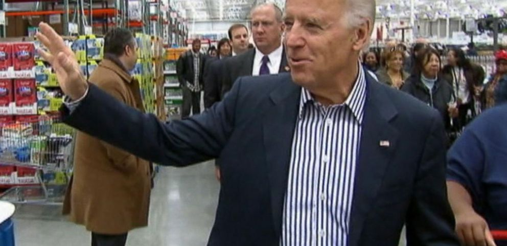 VIDEO: Joe Biden Presidential Announcement Speculation Continues to Grow