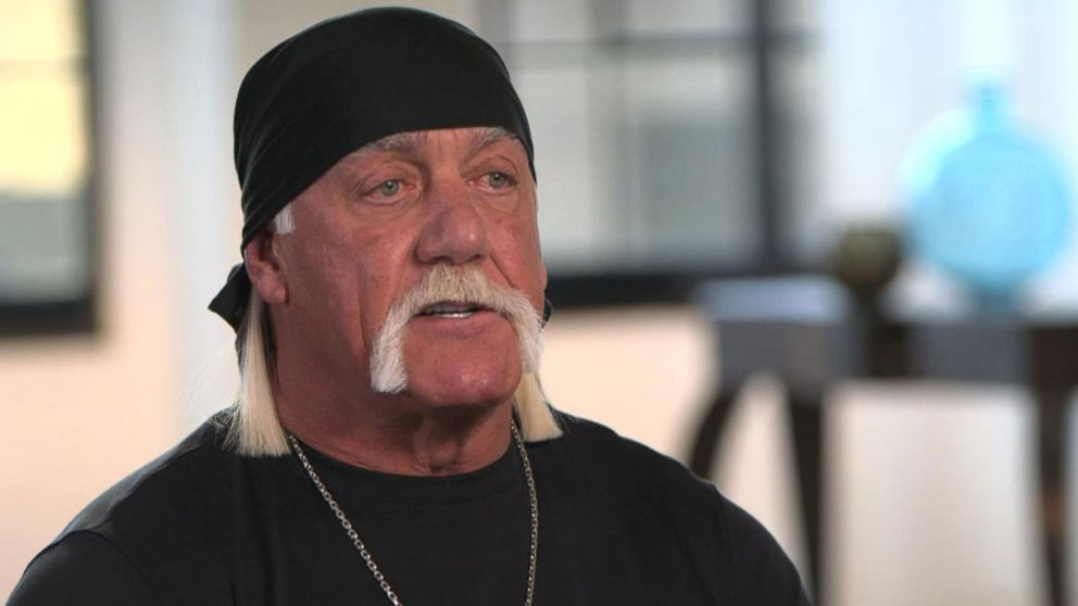 Hulk Hogan On Racial Slur Scandal Please Forgive Me Video Abc News
