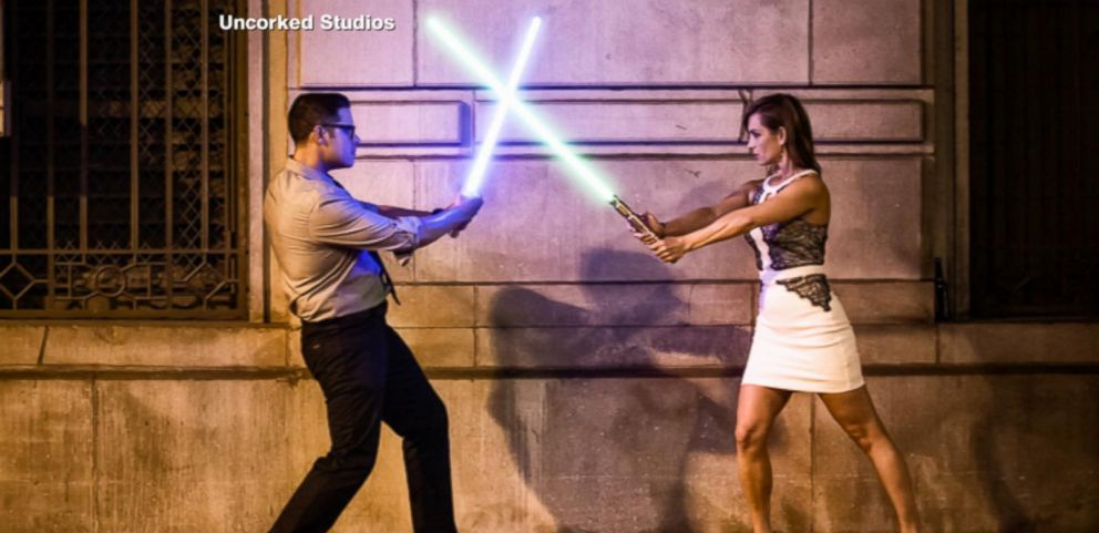 VIDEO: Engagement Photos Have Reached a New Level