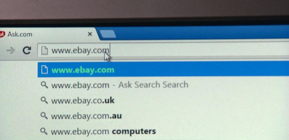 VIDEO: EBay Can Share Your Personal Information With Bidders