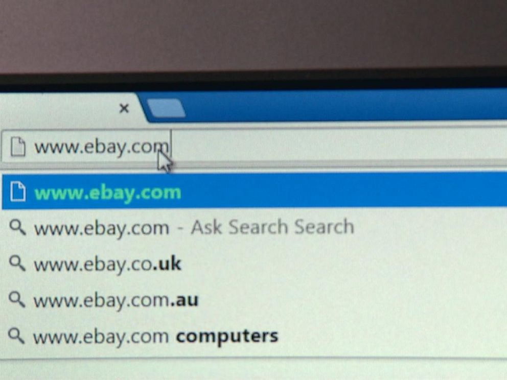 Ebay Disclosed Sellers Personal Information To Bidders Will Change Practice Abc News