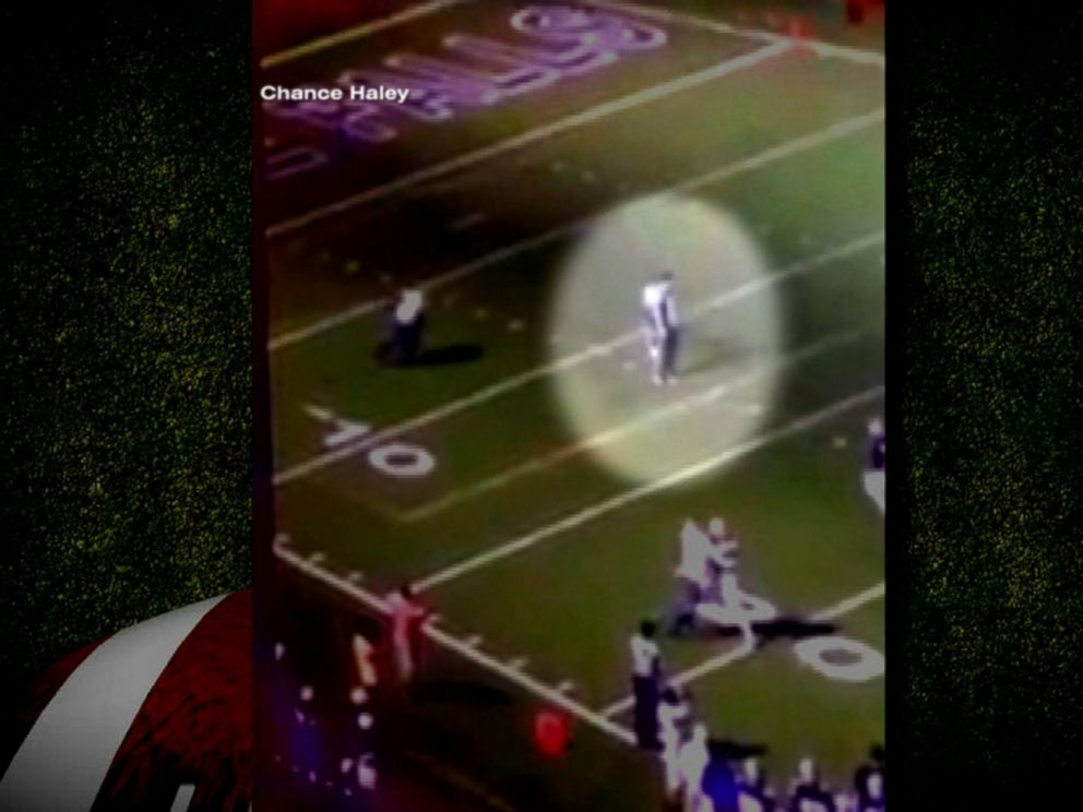 VIDEO: High School Football Players Caught on Camera Tackling Referee