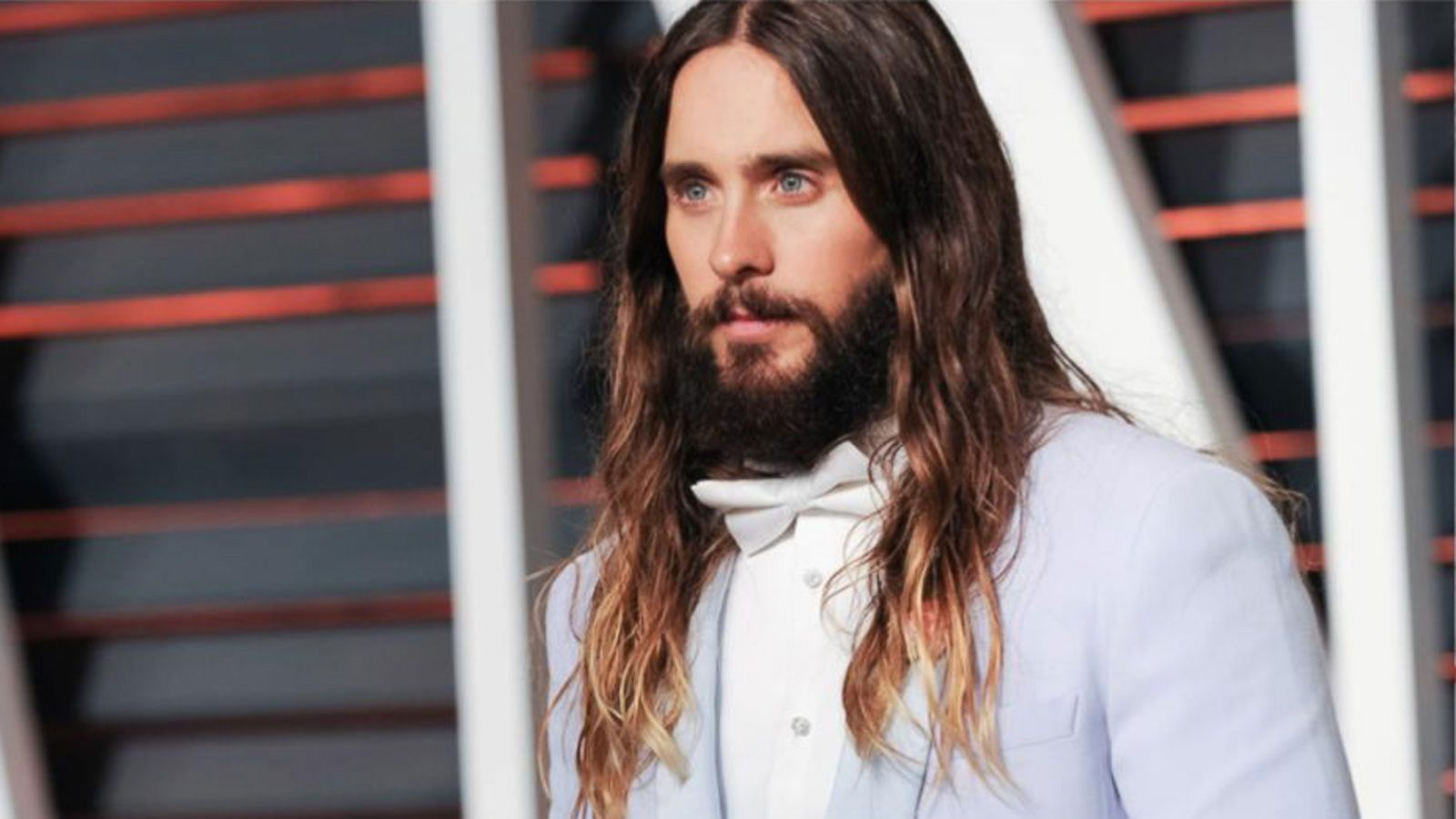 Will smith says jared leto never broke character in suicide squad will smith says jared leto never broke character in suicide squad abc news publicscrutiny Gallery