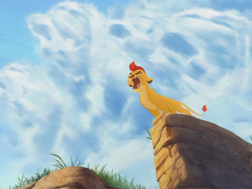 The Lion Guard Return Of The Roar To Feature Rob Lowe And Gabrielle Union As Simba And Nala Abc News