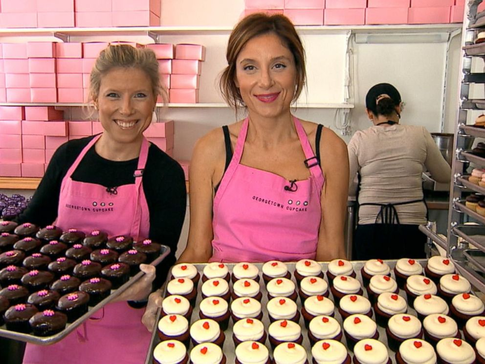 How DC Cupcakes Sisters Shed More Than 100 Pounds
