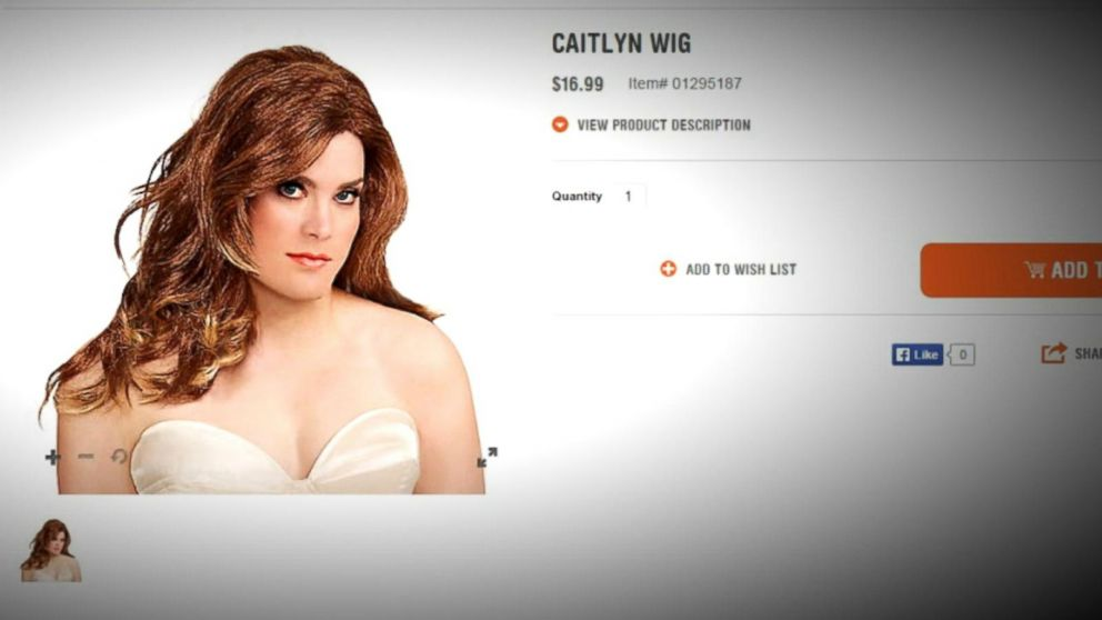 Caitlyn Jenner Halloween Costume Called Bullying Video - ABC News