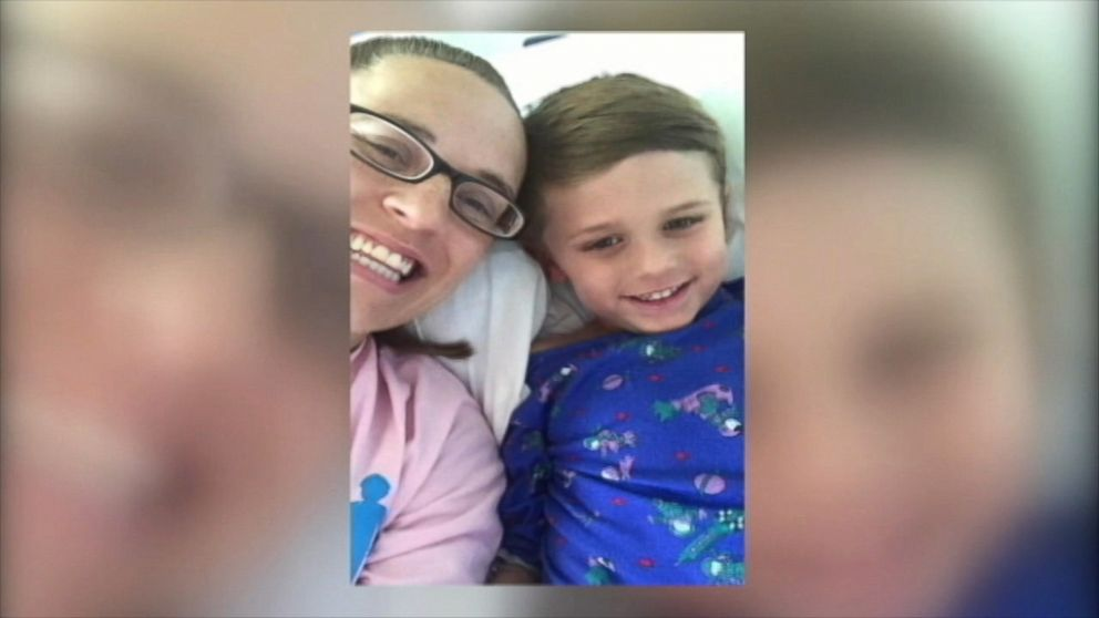 Wisconsin Mom's Life Saved After Attempting to Donate Liver to Son