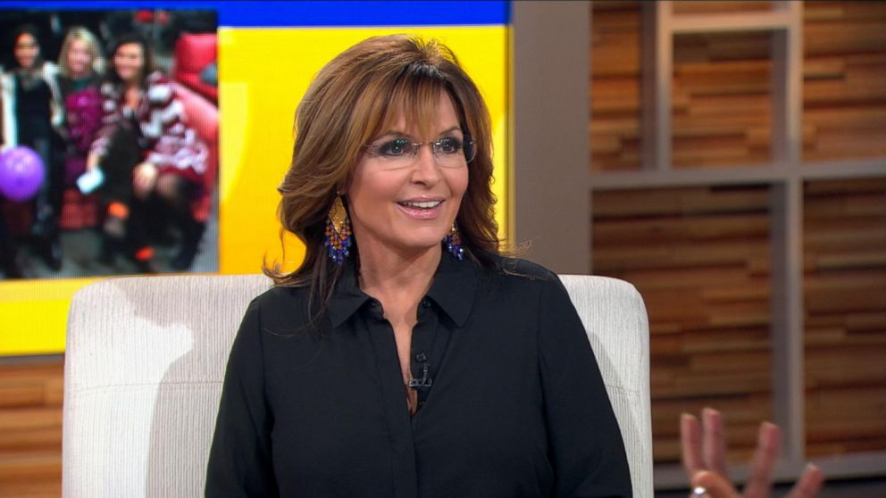 Good Morning America Eagles : Sarah palin reflects on politics and faith in sweet