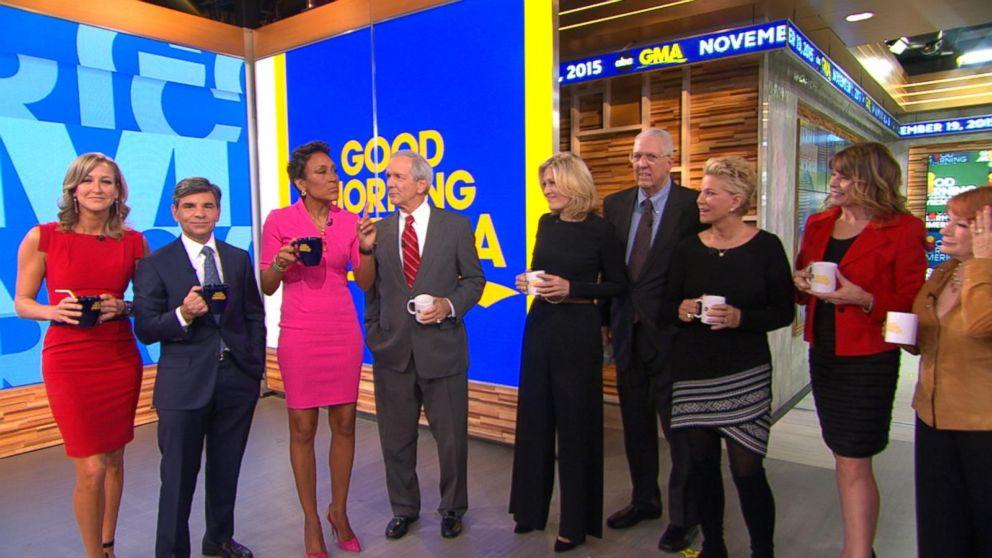 GMA 40th Anniversary: GMA Anchors Reunite