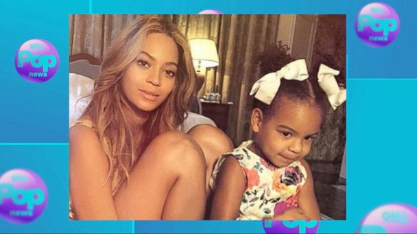 VIDEO: Beyonces Blue Ivy to Sing Guest Vocals With Coldplay