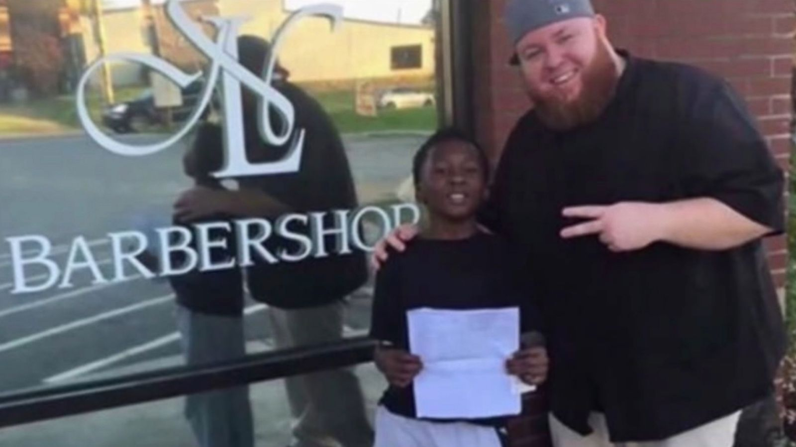 Barber Gives Fourth Grader Free Haircuts For Life For Straight A
